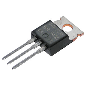 IRF720 Power MOSFET (IR)