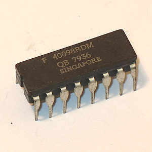 40098BDM Inverting-Function Buffer Gate