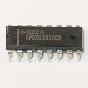 AM26LS32ACN Quad Differential Line Receiver (TI)