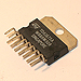 TDA1675A Vertical Deflection Circuit (ST)