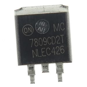 MC7809CD2T Positive Voltage Regulator (On Semiconductor)