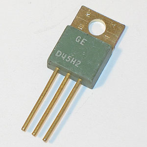 D45H2 Silicon Power Transistor (NJS)