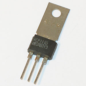 RCP111D Silicon NPN Transistor