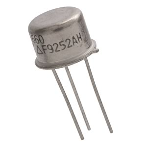 2N6660 N-Channel  Vertical DMOS FET (Siliconix)