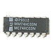 MM74HC03N Quad 2-Input NAND Gate (National)