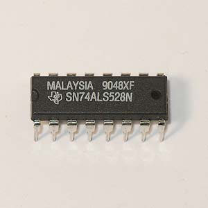 SN74ALS528N Programmable 12-Bit Comparator (TI)