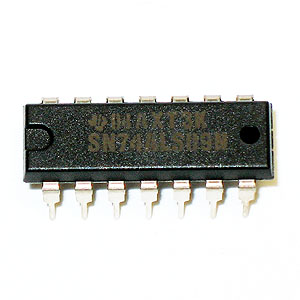 SN74ALS09N Quad 2-Input Positive-AND Gate (TI)