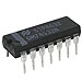 DM74S32 Quad 2-Input OR Gate (National)