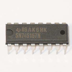SN74S157N Quad Data Selector/Multiplexer (TI)