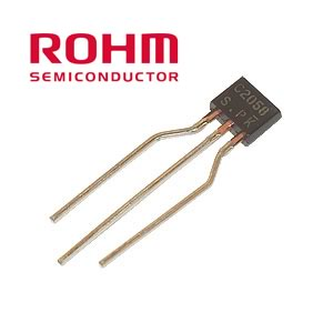 2SC2058S High-frequency Amplifier Transistor (Rohm)