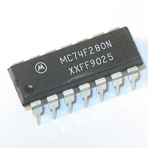 MC74F280N 9-Bit Parity Generator/Checker (Motorola)
