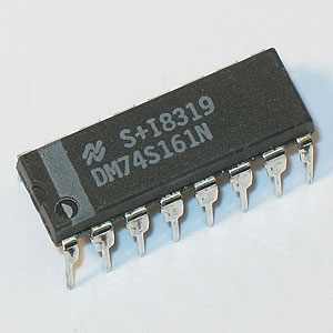 DM74S161N Synchronous 4-Bit Binary Counters (National)