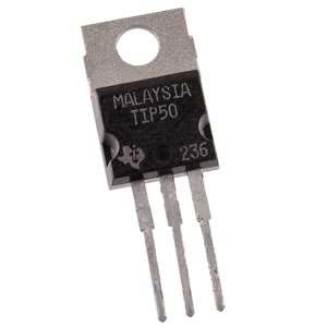 TIP50 Silicon NPN Switching Transistor (ST)