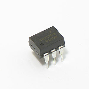 CNY17F-3 Optocoupler for Power Supply Apps (Fairchild)