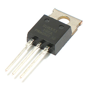 BUK553-100A Logic Level FET PowerMOS Transistor (Phillips)