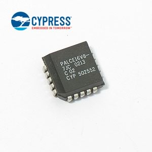 PALCE16V8-7JC Flash-Erasable CMOS PAL� Device (Cypress)