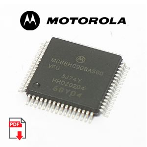 MC68HC908AS60 HCMOS Microcontroller Unit (Motorola)