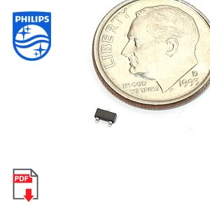 MMBT2222A NPN Switching Transistor (Phillips)