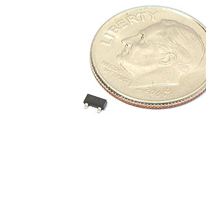 BAS 21 E6327 250V 0.25A AF Switching Diode (Infineon)