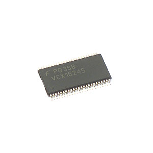 74VCX16245MTD SMD 16-Bit Bidirectional Trnscvr (Fairchild)