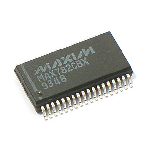 MAX782CBX Triple-Output Power-Supply Controller (Maxim)