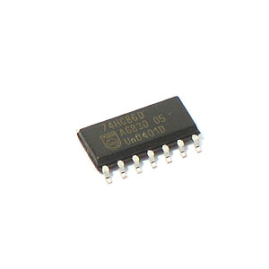 74HC86D-T SMD Quad 2-Input EXCLUSIVE-OR Gate (Phillips)