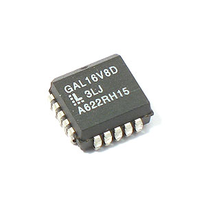 GAL16V8D-3LJ E2CMOS PLD Generic Array Logic (Lattice)