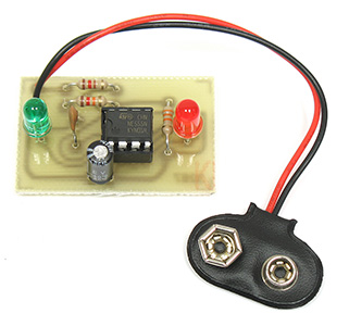 LED Flasher Kit