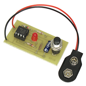Time Reaction Tester Kit