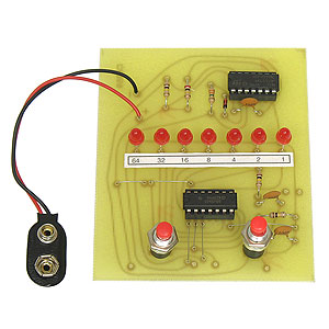 Binary Counter (Logic Basics) Kit