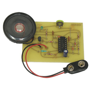 Bulk Pkg of 25 - PHASOR LIGHT AND SOUND KITS