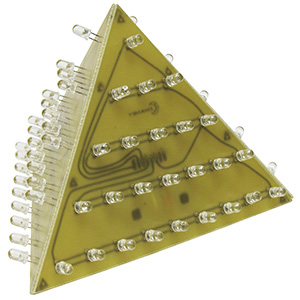 3D Shimmering Pyramid Kit