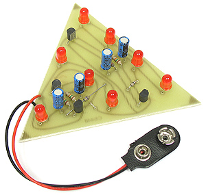 Flashing Triangle Kit