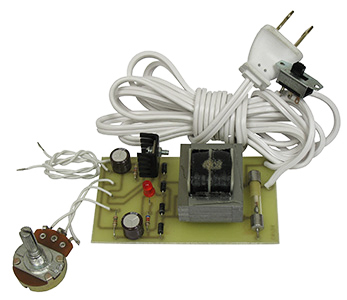 0-12V Variable Power Supply Kit