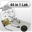 44 in 1 Communications Exploration  Lab