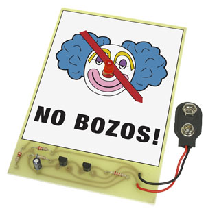 No Bozo Blinker Kit