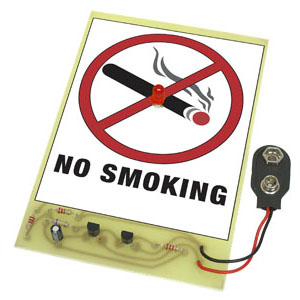 No Smoking Kit