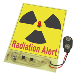 Radiation Alert Kit