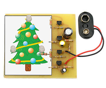 Magic Christmas Tree Kit