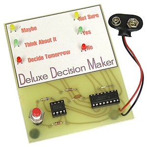 Deluxe Decision Maker Kit
