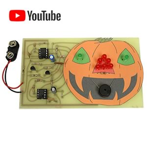 Haunted Pumpkin Kit