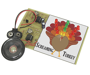 Screaming Turkey Kit