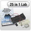 25 in 1 Magnetism, Motors & DC Circuits Lab