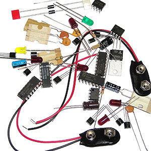 Bag of Electronic Parts