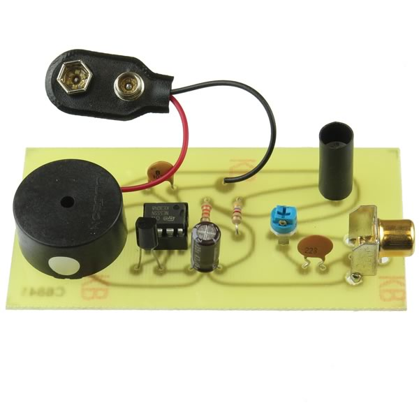 Sci Fi Sound Effects Theremin Kit
