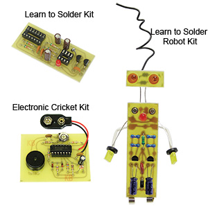 Deluxe Introduction to Kit Building