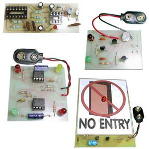 4 in 1 Package D Solder Kits