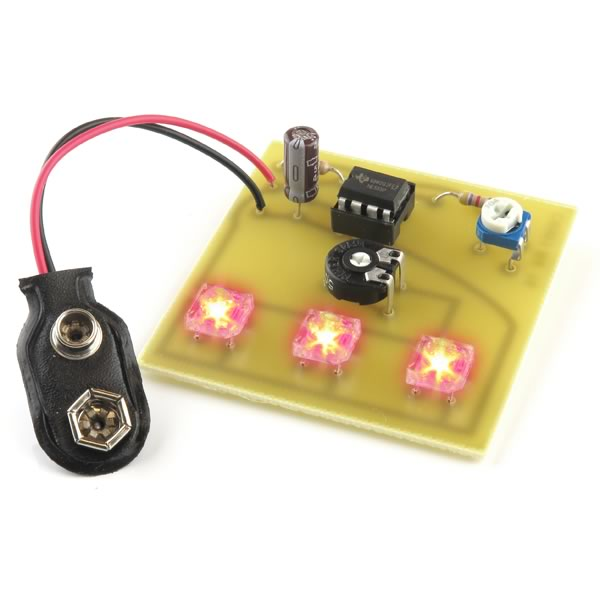 Piranha LED Flasher Kit