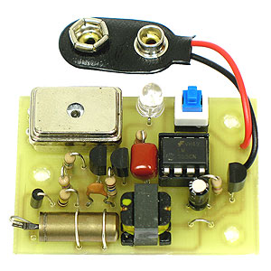 Micro Geiger Counter Kit