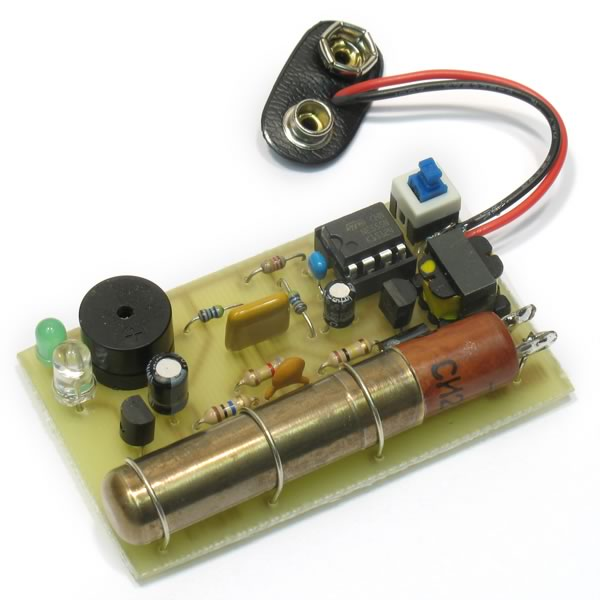 Our Most Sensitive Beta Gamma Geiger Counter Kit